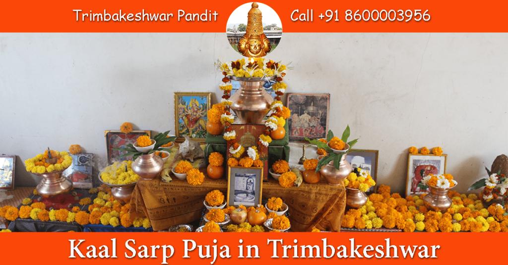 Kaal Sarp Puja in Trimbakeshwar