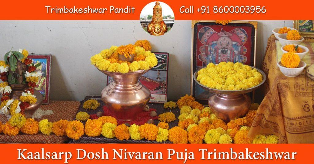 Kaalsarp Dosh Nivaran Puja Trimbakeshwar